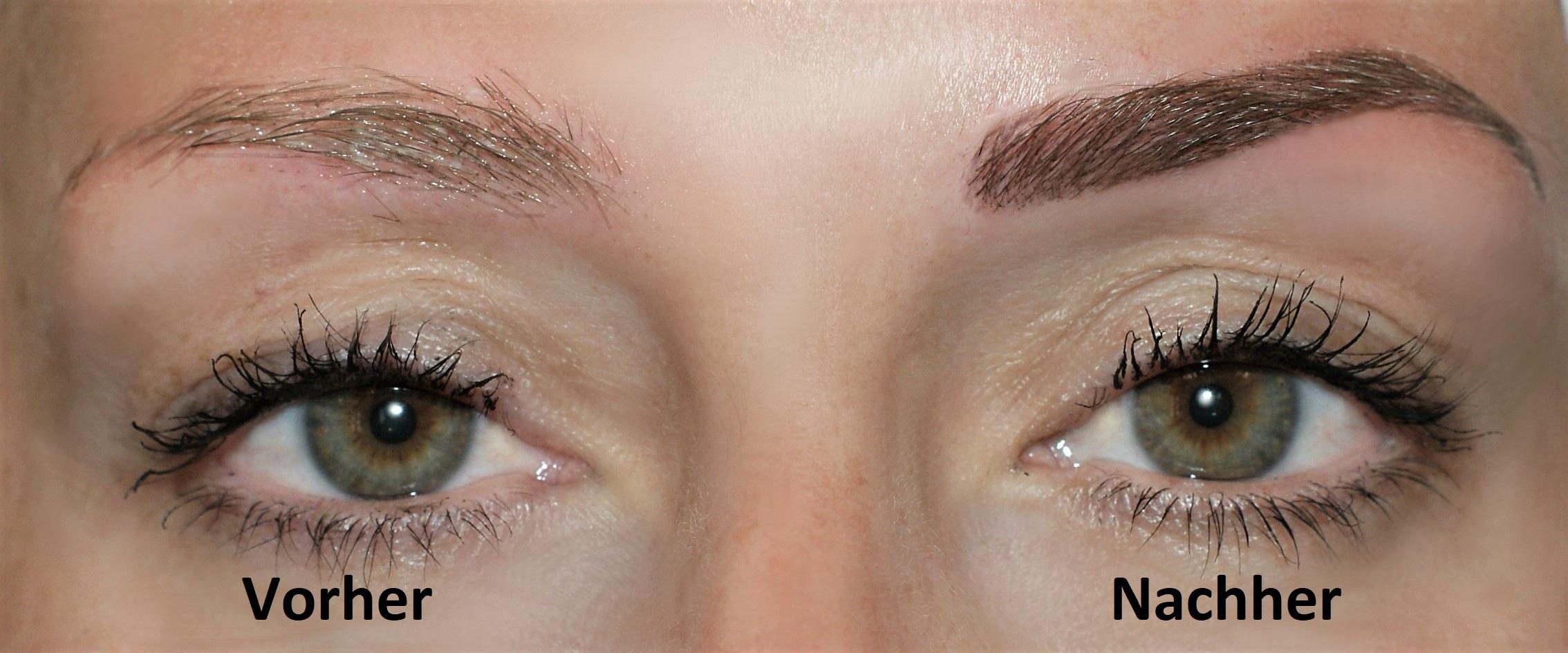 Augenbrauen Färben In Der Schwangerschaft