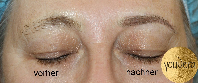 natuerliche Augenbrauen